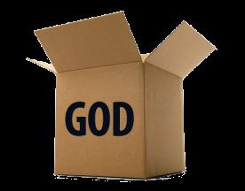 God boxed