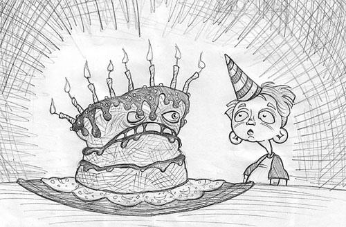 Sean Trank Bad Birthday