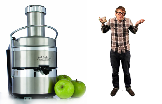 Sean Trank Juicer