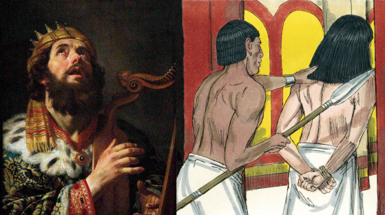 king david joseph messiah