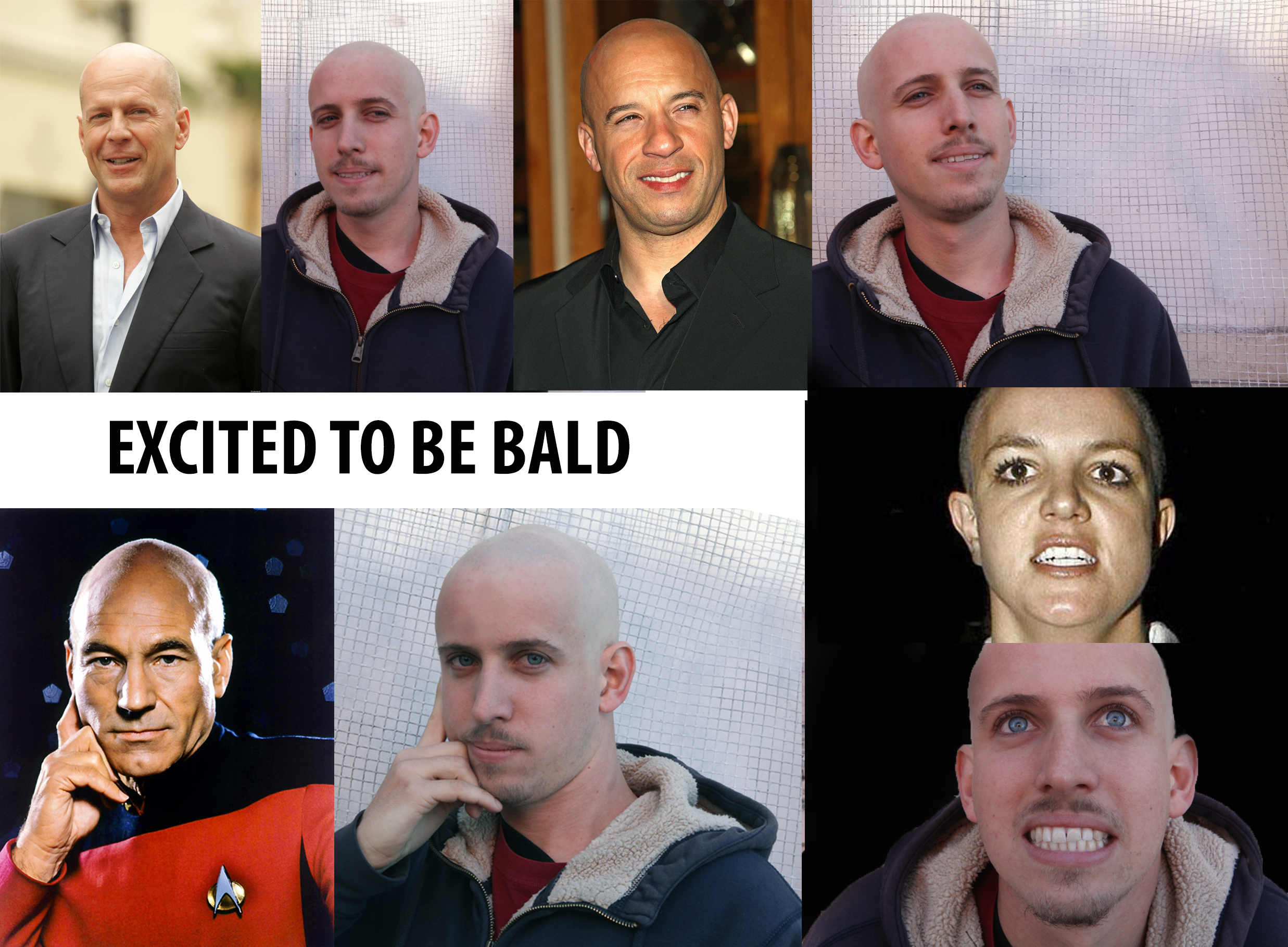 Peachy Sean Trank Is Bald Sean Trank Hairstyle Inspiration Daily Dogsangcom