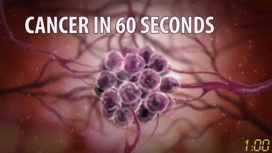 Cancer in 60 seconds
